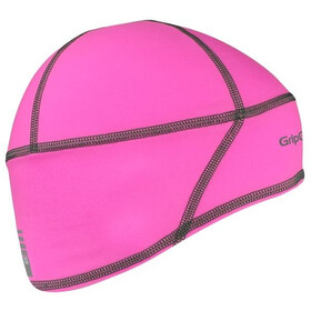 GripGrab Lightweight Thermal Hi-Vis Copricapo, rosa